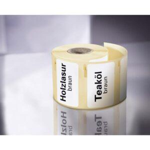 A1976414 Etichette Avery LW bianche ultraresistenti in Poliestere Permanente mm. 59 x 102 mm. Compatibili Dymo 100%