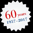 Una storia lunga 60 anni