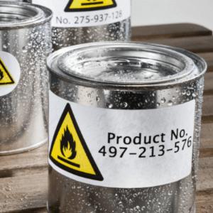 etichette industria